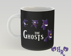 Caneca The Ghosts
