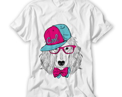 Camiseta Dog Estiloso