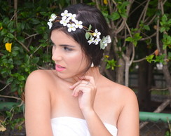 COROA DE FLORES PRETTY BRIDESMAID II