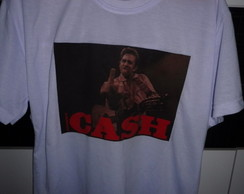 Camiseta Masculina - Johnny Cash