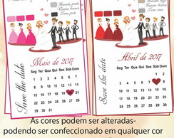 Paleta de Cores e Save the Date#2