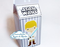 Caixa Milk Star Wars cute