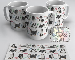 Caneca Bernese Mountain Dog Delicate