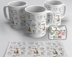 Caneca Bull Terrier Delicate