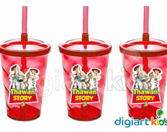 Copo Shake Twister - Toy Story