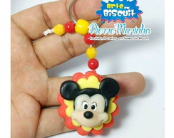 Chaveiro Mickey - biscuit