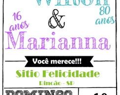 Tag Frases Para Convite De Aniversario De Mae E Filha Juntas