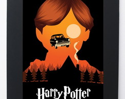 Quadro Rony - Harry Potter
