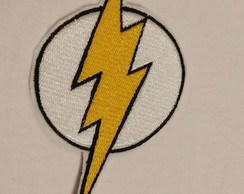 Patch Bordado Termocolante The Flash