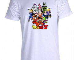 Camiseta Dragon Ball 14