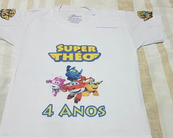 Blusa Super Wings