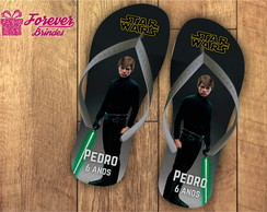 CHINELOS PERSONALIZADOS - STAR WARS