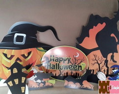 KIT DISPLAY TEMA HALLOWEEN