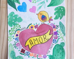 Aquarela Mais Amor