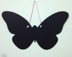 Lousa Butterfly/ Butterfly Decor