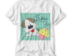 Camiseta Infantil My Dog