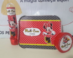 Kit Minnie Vermelha