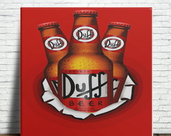 Azulejo Decorativo Duff Beer