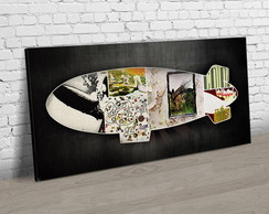 Quadro Banda Led Zeppelin Colection T122