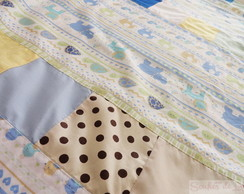 Colcha Patchwork Bebe