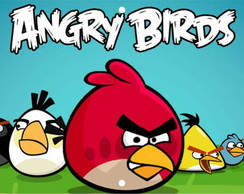 Painel Lona Angry Birds Mod 01