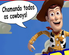 Convite Digital Toy Story Modelo 1