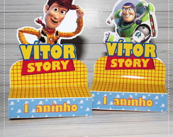 Porta Chocolate Toy Story