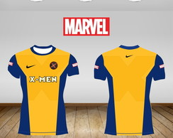 Camiseta X-Men Wolverine