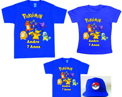 Kit aniversario Pokemon