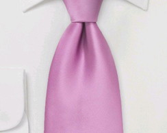Gravata Lilas Slim fit