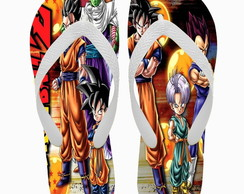 Chinelo Personalizado Dragon Ball Z