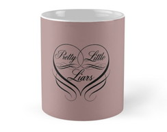 Caneca Pretty Little Liars 05