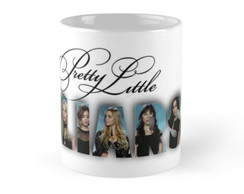 Caneca Pretty Little Liars 06