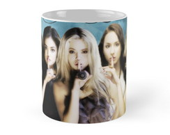 Caneca Pretty Little Liars 08