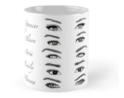 Caneca Pretty Little Liars 09