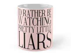 Caneca Pretty Little Liars 10