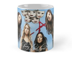 Caneca Pretty Little Liars 15