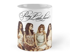 Caneca Pretty Little Liars 18