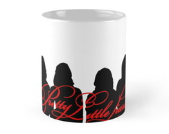 Caneca Pretty Little Liars 23