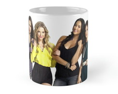Caneca Pretty Little Liars 31