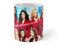 Caneca Pretty Little Liars 33