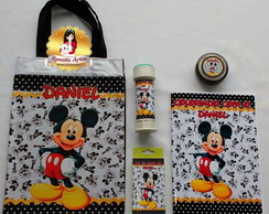 Kit alegria na ecobag MICKEY 2