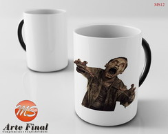 Caneca Mágica The Walking Dead 12
