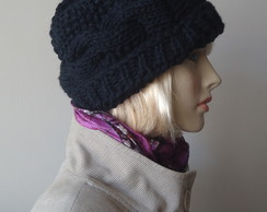 Gorro-touca: Super Negro