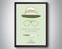 "Quadro ""Fear And Loathing in Las Vegas"""