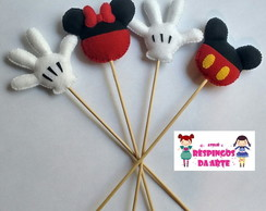 Palitos Decorativos Mickey