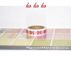 Washi Tape Recollection - W00481