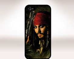 Capa de Celular 2D Piratas do Caribe 4