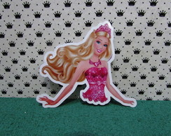 aplique barbie