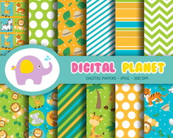 Papel Digital - Safari 3